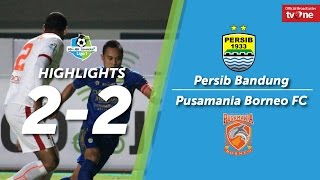 Download Video Persib Bandung vs Pusamania Borneo FC: 2-2 All Goals & Highlights MP3 3GP MP4