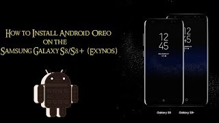 How to Install Official Android Oreo on the Samsung Galaxy S8/S8+ (Exynos)