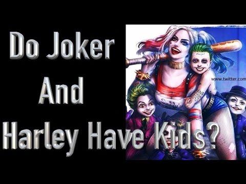 Do The Joker And Harley Quinn Have Kids?