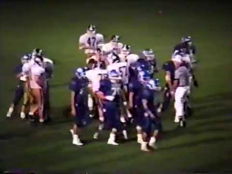 1992 Athens Christian School Eagles at Windsor Academy Knights football