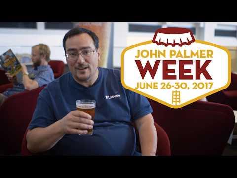 John Palmer Week: June 26-30, 2017