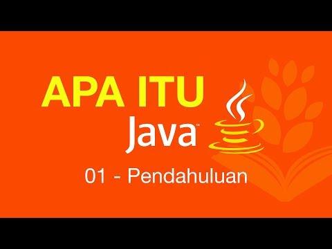 Belajar Java #01 - Apa itu Java?