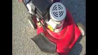 Electric Lawn mower DIY.wmv