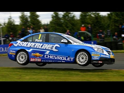 CHEVROLET CRUZE WTCC - YouTube