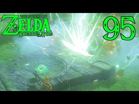 [95] Star Fragments and Thunder Trials! (Let's Play Legend Of Zelda Breath Of The Wild)