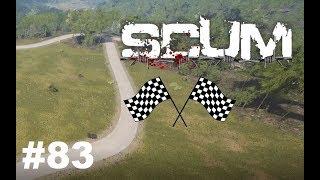 SCUM – Planung fürs nächste Event ( Rennen ) #83 Gameplay Deutsch
