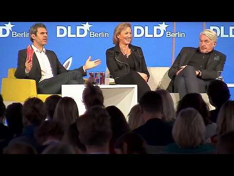Leadership In The Digital Age (M. Broy, M. Haas, E. Denison, A. Aslan)  | DLD Berlin 17