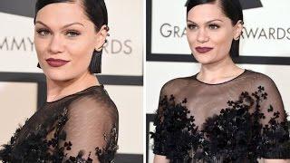 Jessie J Grammy Awards 2015 - Red Carpet