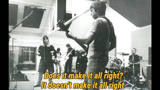 Oasis - Roll It Over (Lyrics)