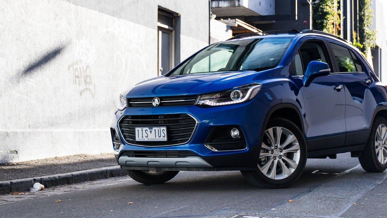 2017 Holden Trax Ltz Review New Car