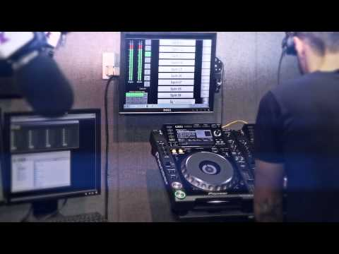Dub Police on Kiss FM with Crazy D - covering Hatcha's Dubstep show