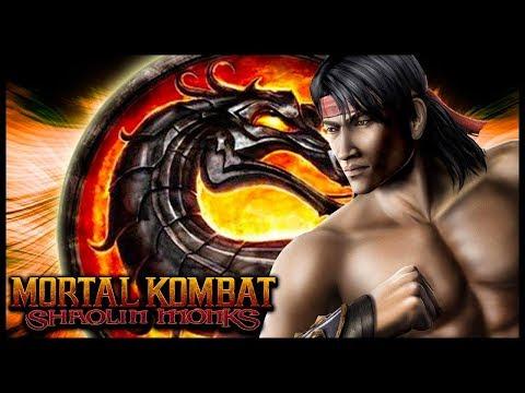 Mortal Kombat Shaolin Monks (PS2/HD) Modo HARD (Até ZERAR)