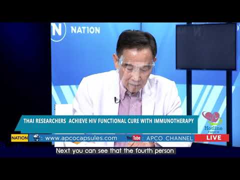 APCO Innovation The World's Third HIV Functional Cure by Plant-based Immunotherapy. from YouTube · Duration:  4 minutes 15 seconds