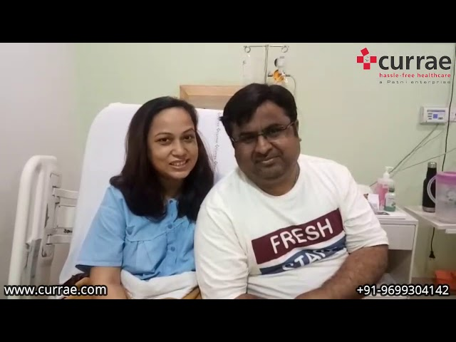 Pt. Preeti Choudhury   Birthing   Dr. Sujata Rathod   Currae hospitals
