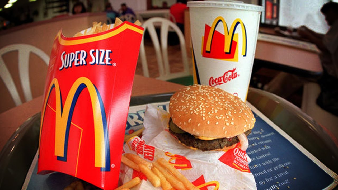 Super Size Me - What Happens to Mr. Spurlock Physical Wellness During His McDonalds Rampage