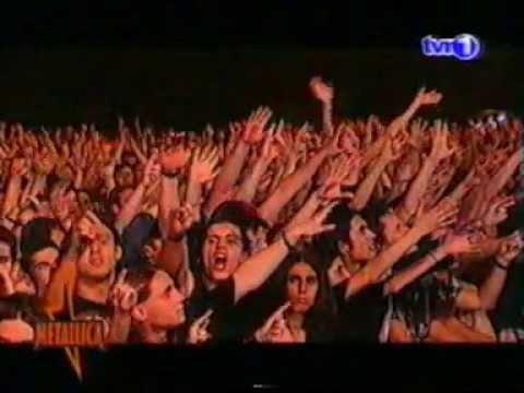 Metallica - Full show live in Bucharest, Romania, 9.06.1999