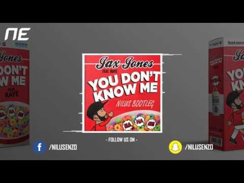 Jax Jones & RAYE - You Don't Know Me (NILUS Bootleg)