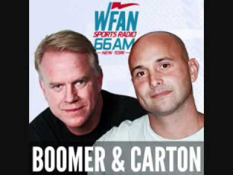 Jay Mohr on Boomer & Carton (Greatest 10 Minutes O