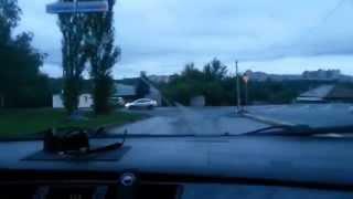 Mitsubishi Lancer 9 1.6 МТ заезд после Чип-тюнинга
