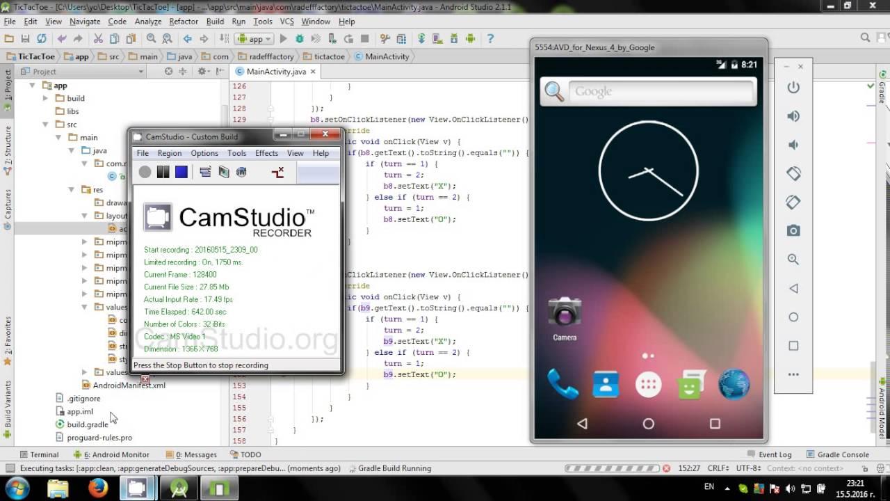 Tutorial Slideshow wallpaper app in Android Studio 1.5 ...