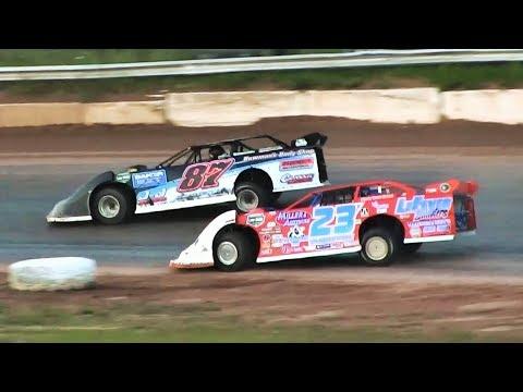 Late Model Feature 7-8-17 Thunderbird Raceway