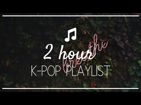 2 hr kpop hype playlist // ♠