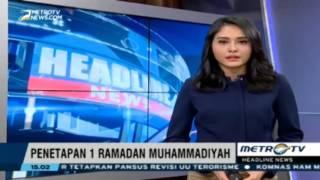 Penetapan 1 Ramadhan 1437 (2016) Versi Muhammadiyah