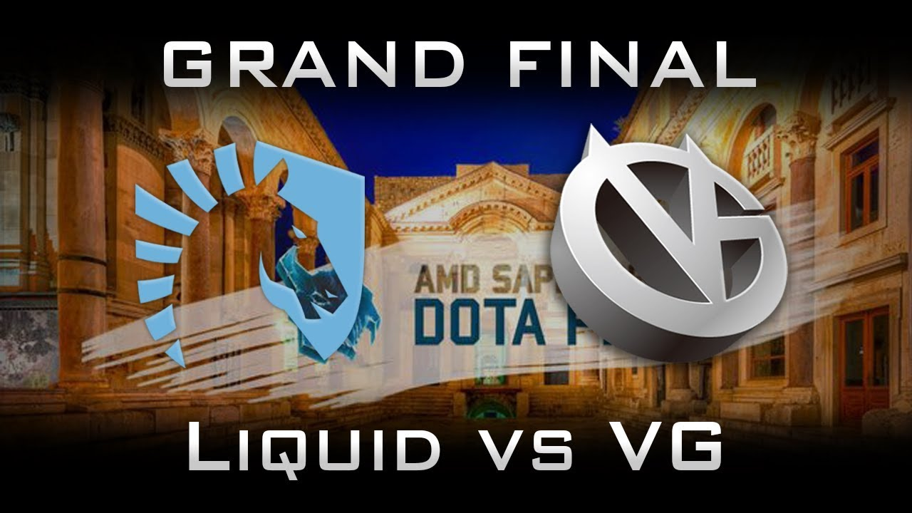 Liquid vs VG Grand Final Dota Pit Minor 2017 Highlights Dota 2 - Part 2