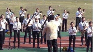 開成中学校 吹奏楽部 「宝島」