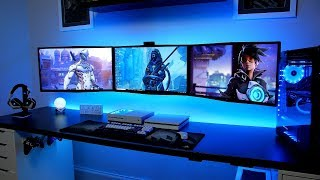 ninja gaming setup video