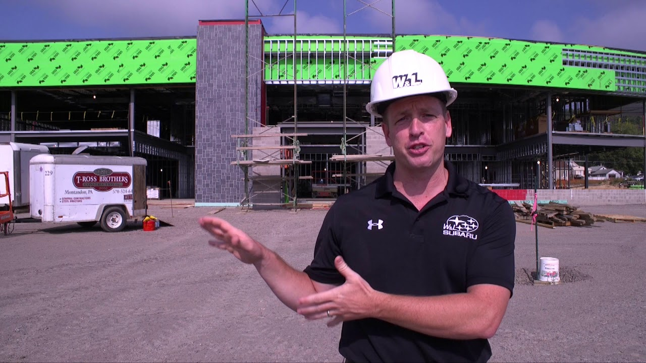 W L Subaru New Building Interview With Andy Long Youtube