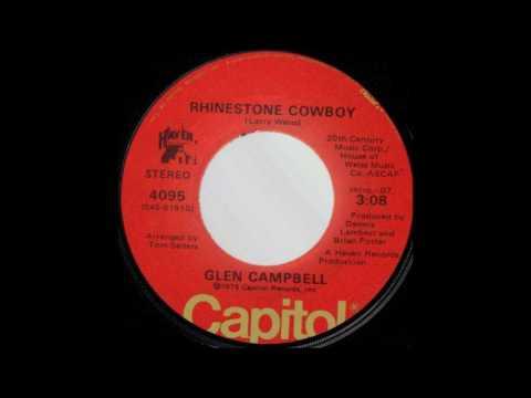 1975_006 - Glen Campbell - Rhinestone Cowboy - (45)(mp3)(3.14)