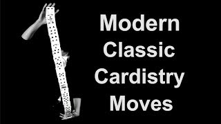 Cardistry Bootcamp | Modern Classics of Cardistry