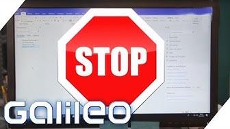 Deshalb darf dein Chef deine E-Mails lesen, wenn du nicht da bist | Galileo | ProSieben