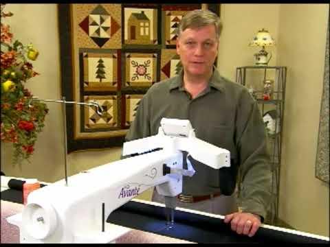 HQ18 Avante - Diagnostics & Troubleshooting - YouTube : hq18 avante quilting machine - Adamdwight.com