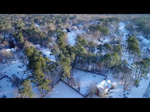 Snow Day1-17-18 Peachtree city GA