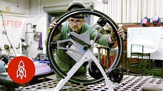 Reinventing the Bicycle Wheel