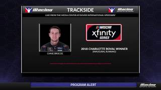 Chase Briscoe on iRacing's Roval