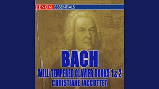 The Well-Tempered Clavier, Book II: Prelude and Fugue No. 20 in A Minor, BWV 889
