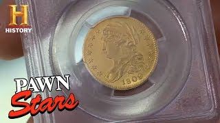 Pawn Stars: 1809 Gold Coin (Season 9) | History