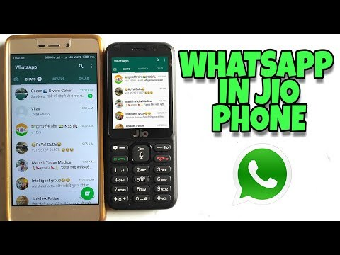 WHATSAPP IN JIO PHONE | NO CLICKBAIT USE NOW | HOW TO USE WHATSAPP IN JIO PHONE