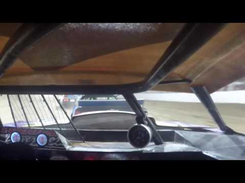 Jordan Conover Feature Race at Eldora Speedway