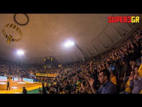 Aris Thessaloniki vs Banvit 15.12.2015 | SUPER3 Official