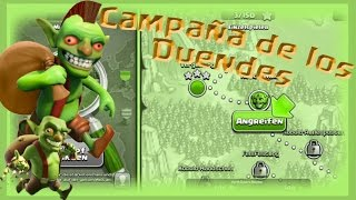 LUALCoC - Campaña de los duendes #1 Clash of Clans en Español!