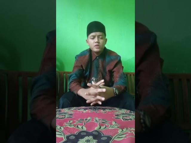 Santri Dhiya'ul Qur'an ngaji online