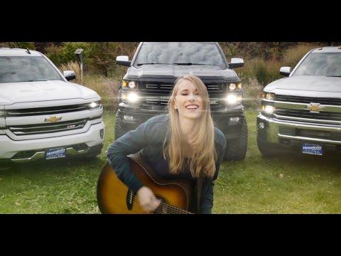 Alyssa Trahan - I Love Your Truck
