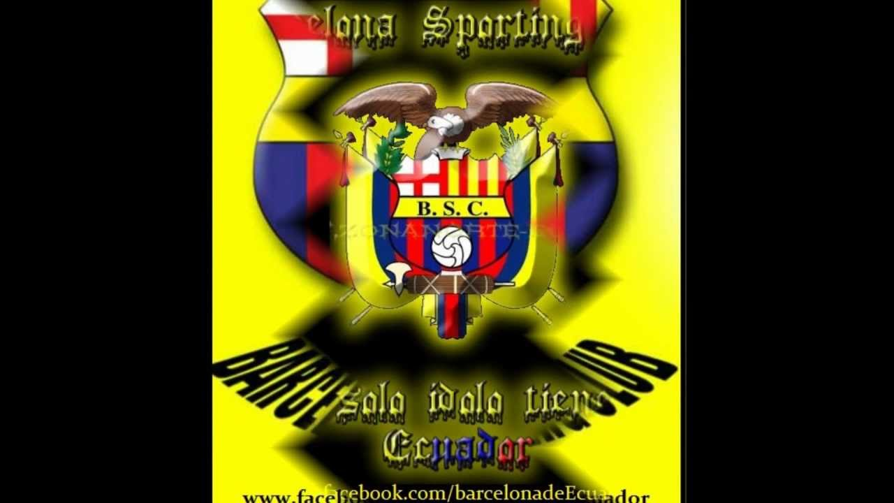 Dedicado Al Mejor Equipo Barcelona De Ecuador