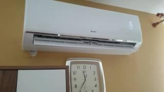 Gree Smart GWH12QC-K3DNB4G inverteres klíma fűtés is -20celsiusig