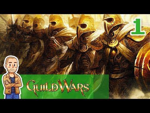 Guild Wars Prophecies Gameplay Part 1 - In the Beginning - Let's Play Walkthrough Playthrough