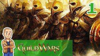Guild Wars Prophecies Gameplay Part 1 - Ascalon - Let